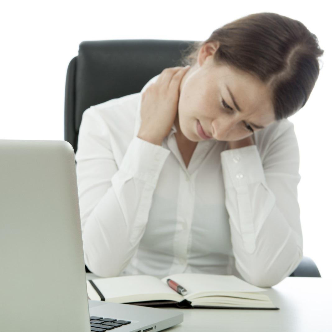 Employee Neck Pain